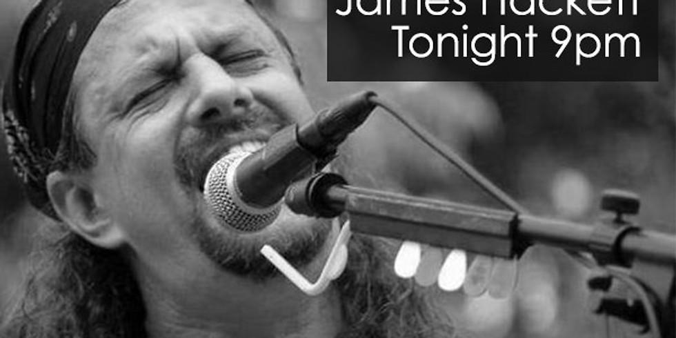 LIVE MUSIC: James Hackett