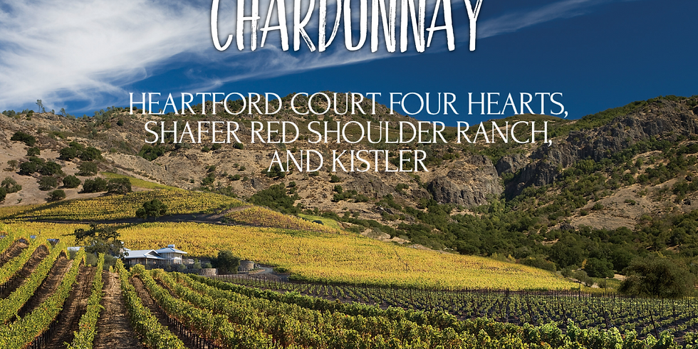 COMPARE AND CONTRAST: Chardonnay