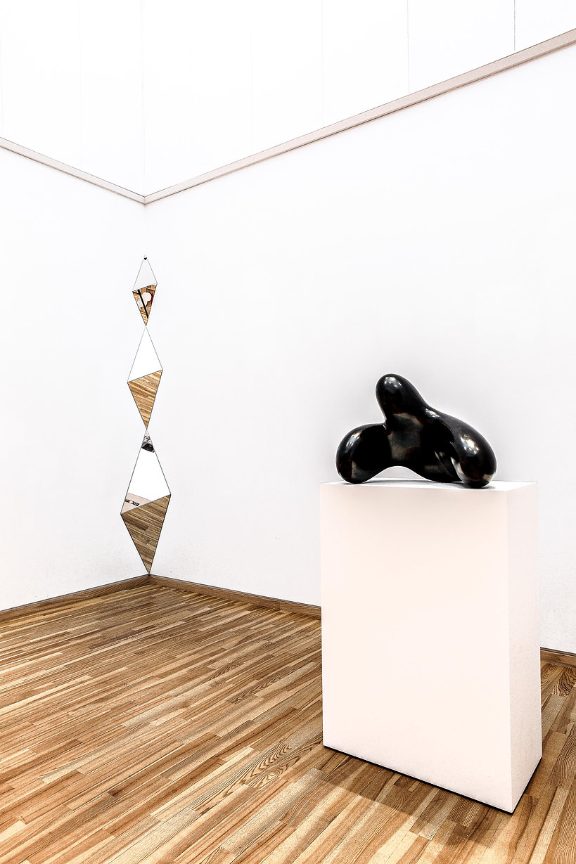Knut Henrik Henriksen, Hans Arp, Jean Arp, Würth Collection, art, modernism, doubt, standardization, standard, Hollybush Gardens, London, Oslo