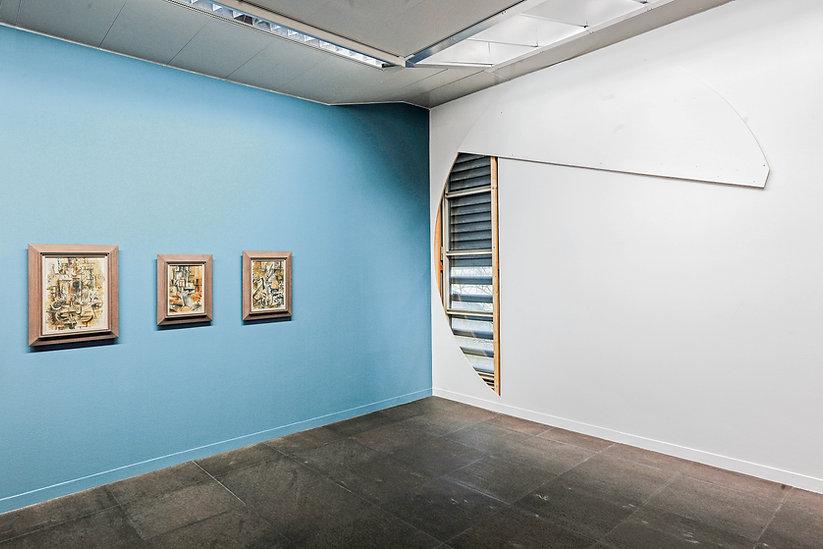 Knut Henrik Henriksen, Kunstmuseum Bern, Architectural Frustration, Architectural Doubts, Sun and the Moon
