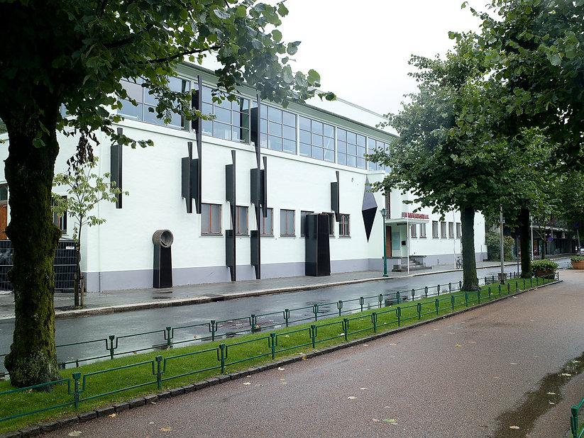 Knut Henrik Henriksen, Architectural Doubt, Bergen Kunsthall, Bergen, Norway, Echoes, Bergen rådhus, Erling Viksjø