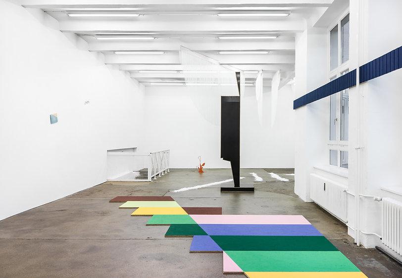 Knut Henrik Henriksen, Sommer&Kohl, Berlin, adorsTw A eNw celprStuu, 2015 