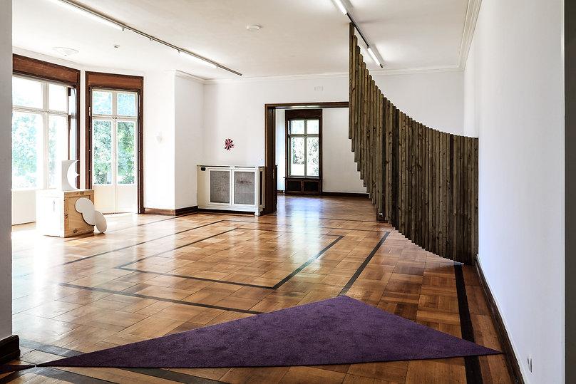 Knut Henrik Henriksen, Opelvillen, Le Corbusier, Rauhfassertapete, Woodchip wallpaper, Opel Astra, art, kunst, sote-spesific art, sculpture, drawing