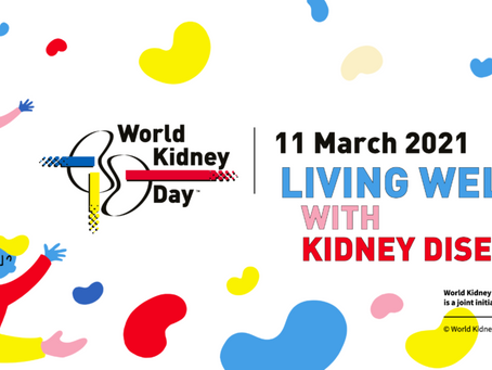"World Kidney Day: HDU To Premier  ""The Faces of Home Dialysis"" Video on March 11"