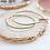 Thumbnail: Gold Rimmed Trinket Dish