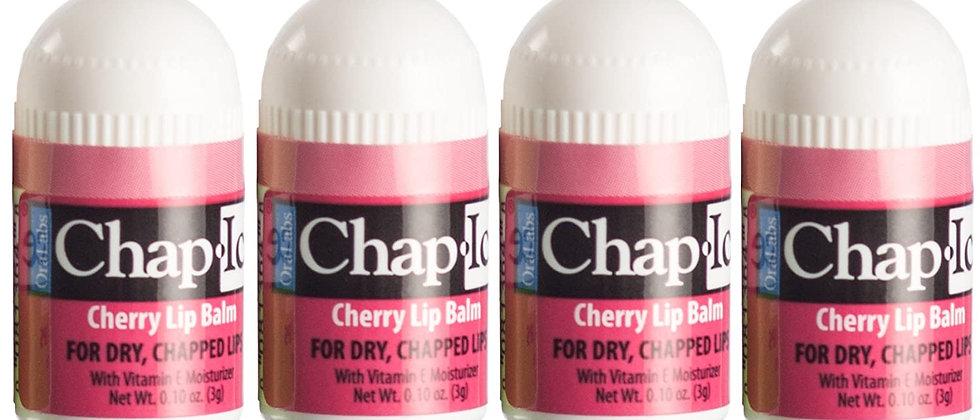 Cherry Mini Lip Balm