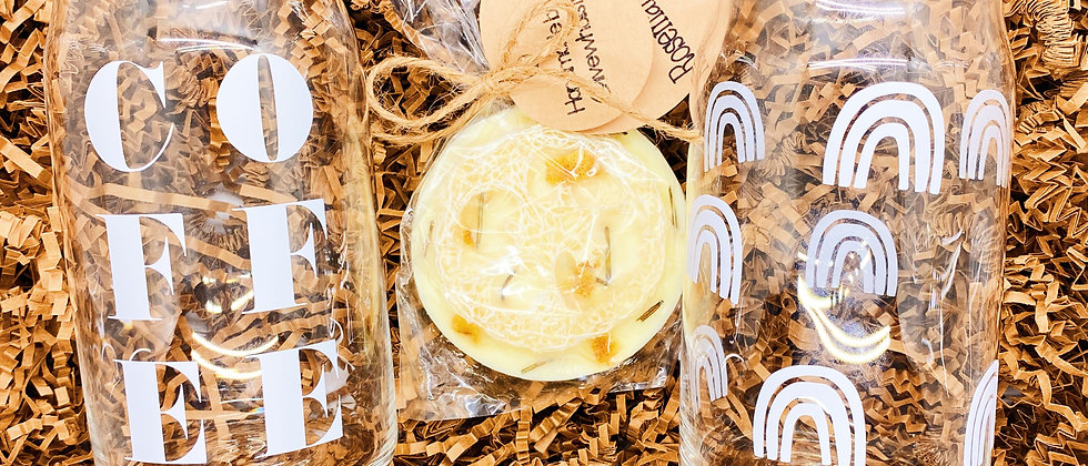 Iced Coffee Lover Gift Box