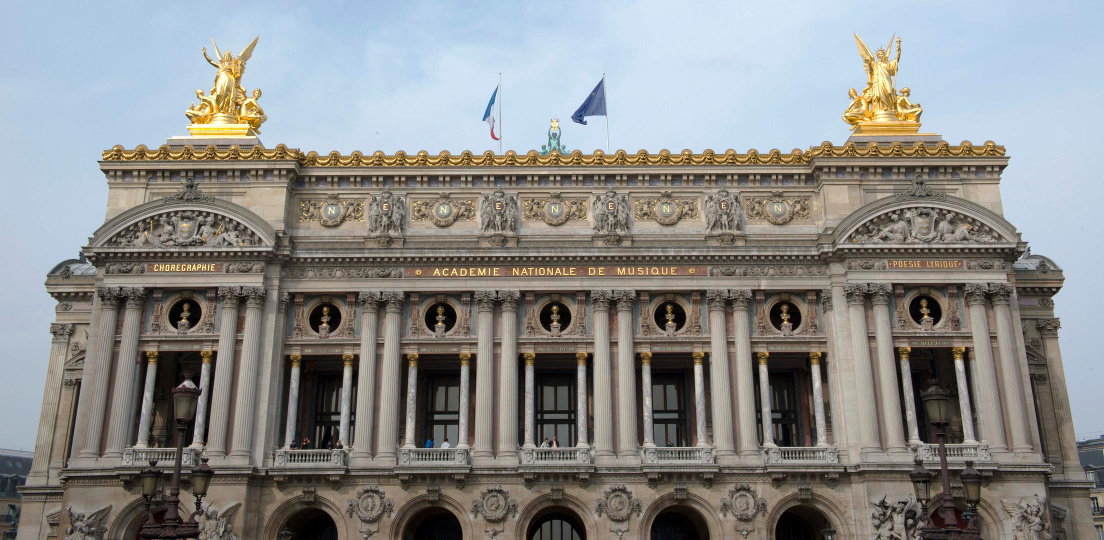 L'Opera a Paris