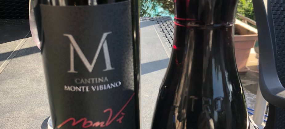 Monte Vibiano red blend