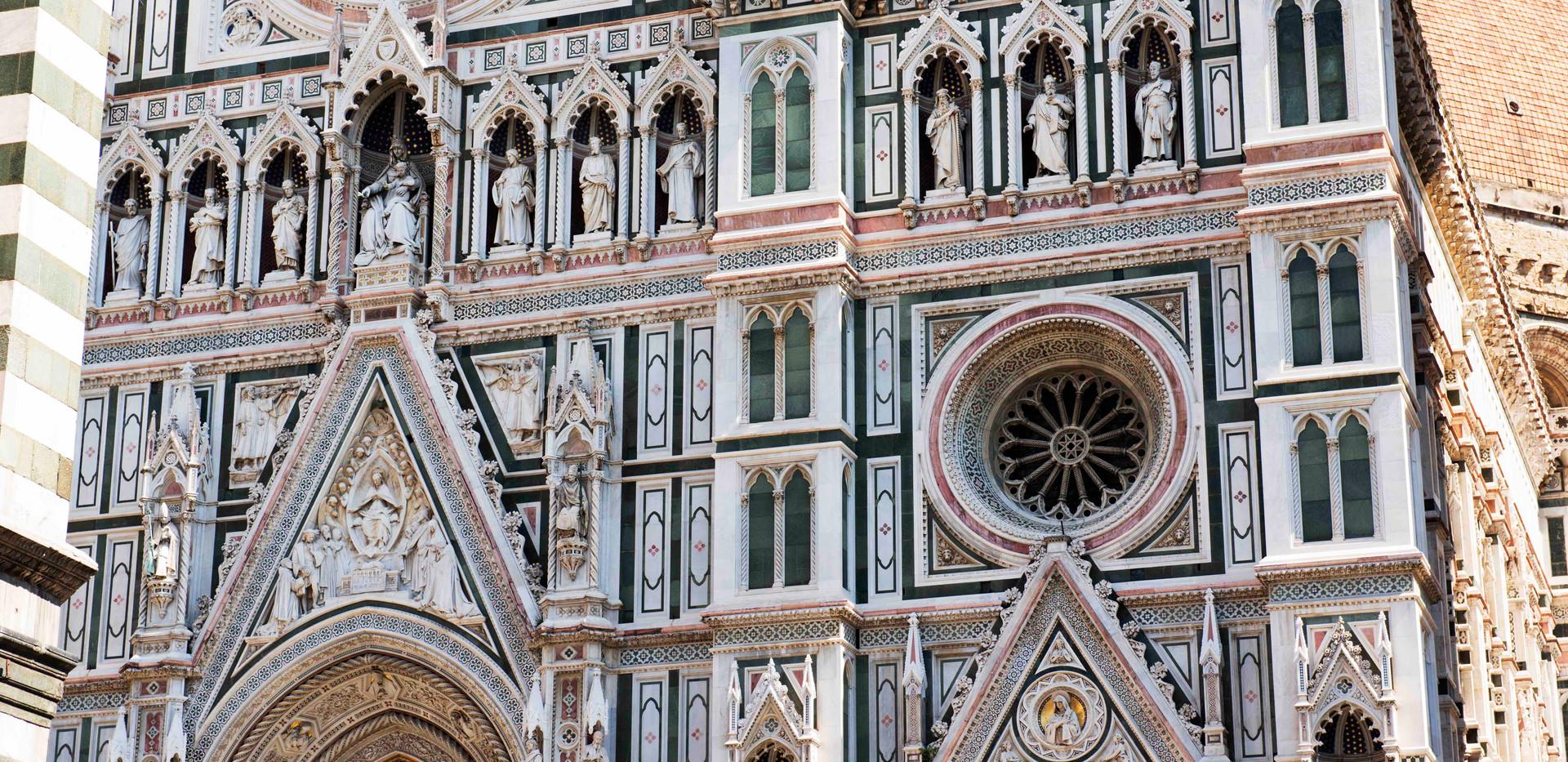 Florence Duomo Exterior