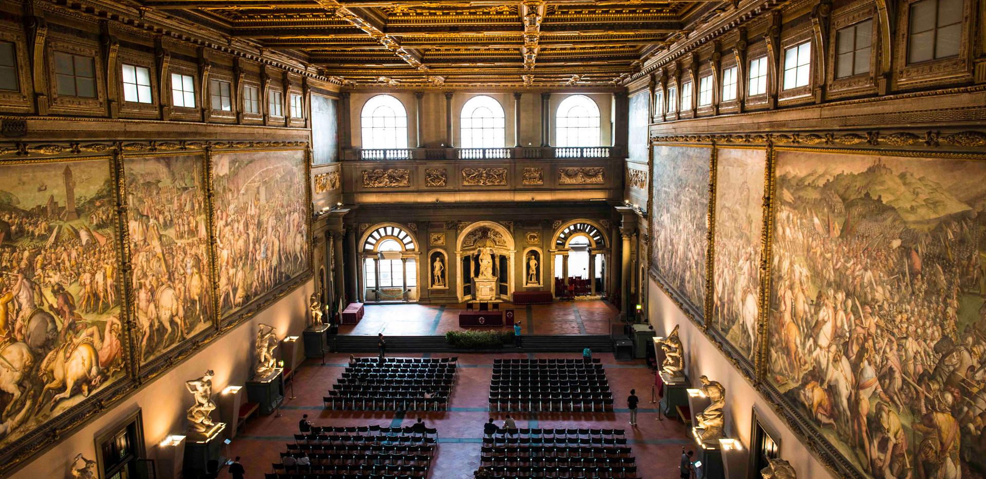 Vecchio Palazzo interior