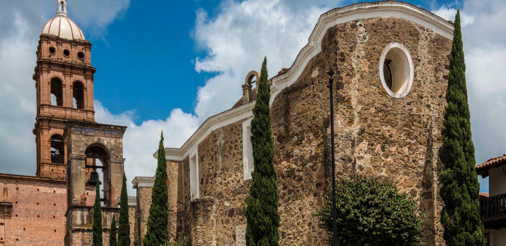 Old Cathedral Talpalpa