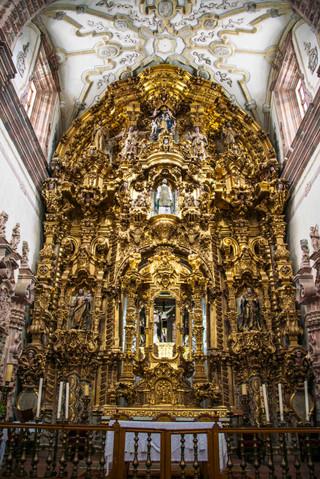 San Cayetano altar