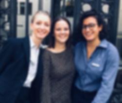 Anastasia, Clarisse & Maria