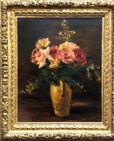 Derain 'Roses dans un vase'