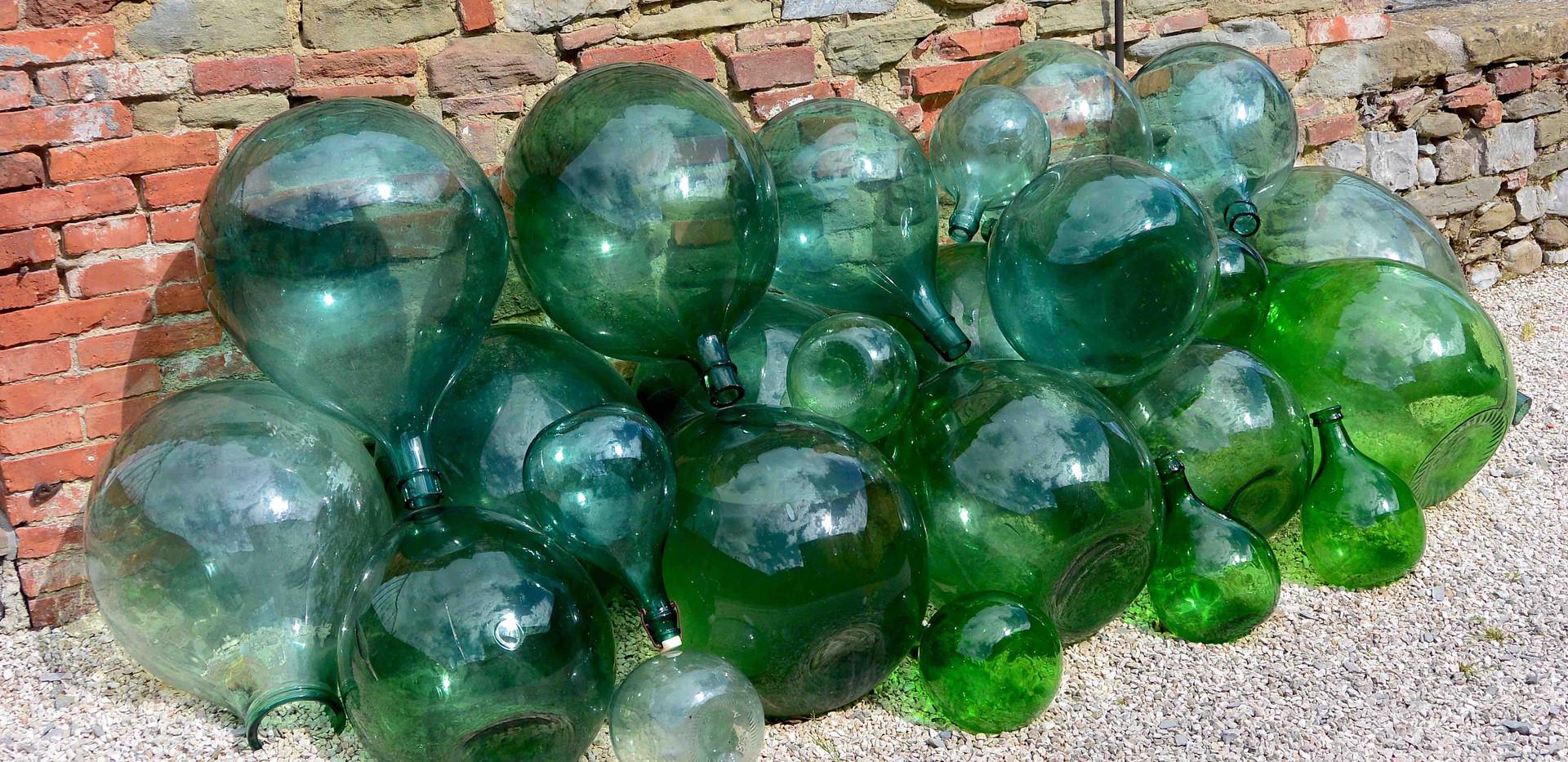 Piegaro glass