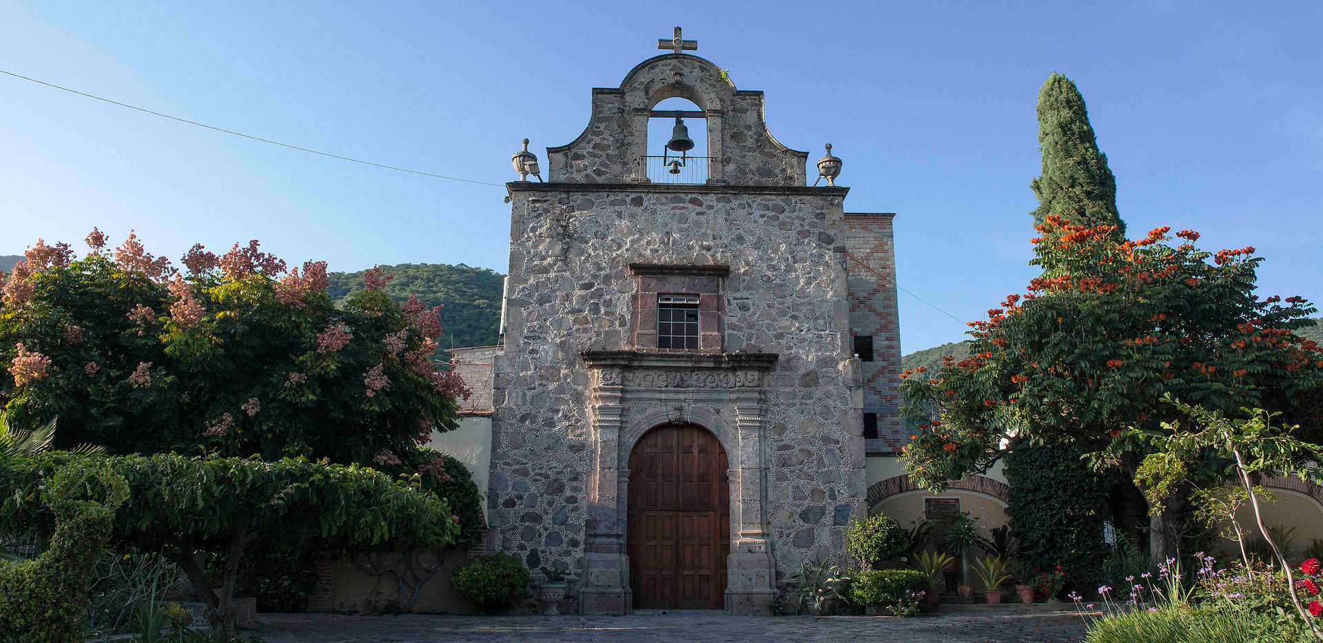 Old church Ajijic