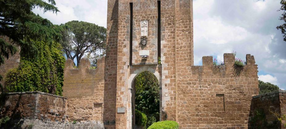 Orvietta east gate