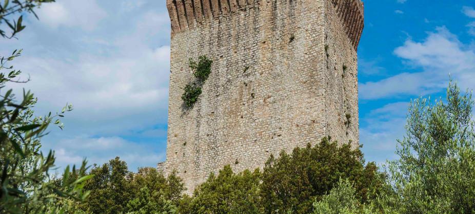 Fortezza tower - Rocca del Leone