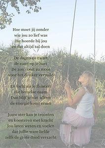Kaart 'Troost' van stephanieschrijft.nl