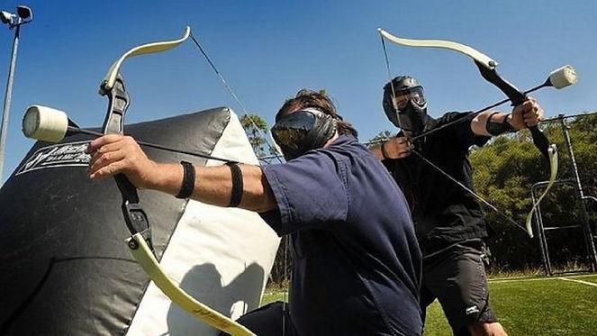 Fun-archery-