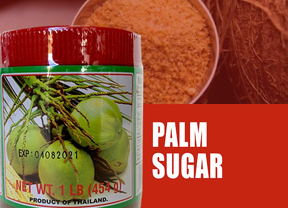Palm Sugar Jar Chefs Pantry