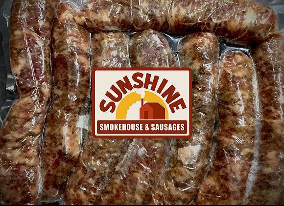 Mild Italian Sausage Links White Gold Label
