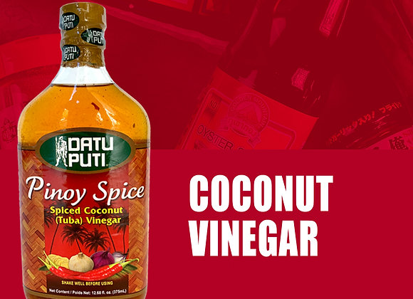 Spiced Coconut Vinegar Pinoy Chefs Pantry