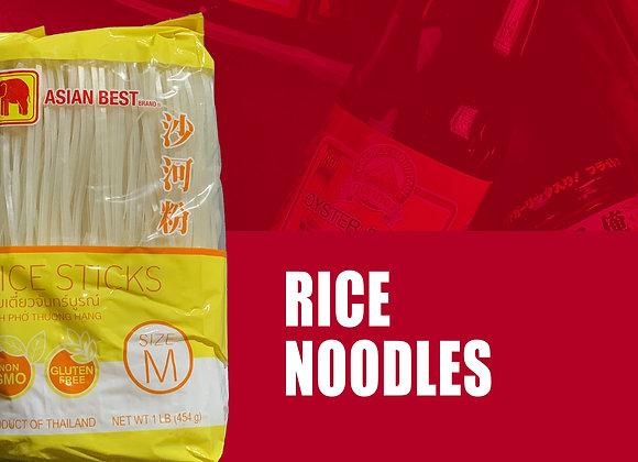 Rice Noodles, Pad Thai Medium Chefs Pantry