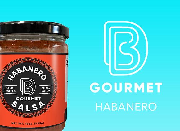 DB Gourmet Salsa, Habanero