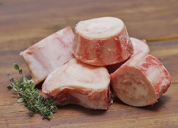 Beef Marrow Bones Cut For Bone Broth 5lb pack