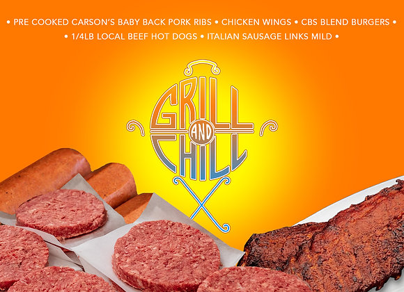 Grill & Chill Pack