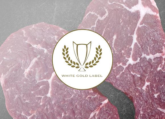 8oz Beef Eye of Ribeye Filet Prime, White Gold