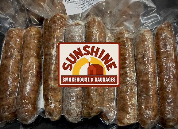 Pork Breakfast Sausage White Gold Label
