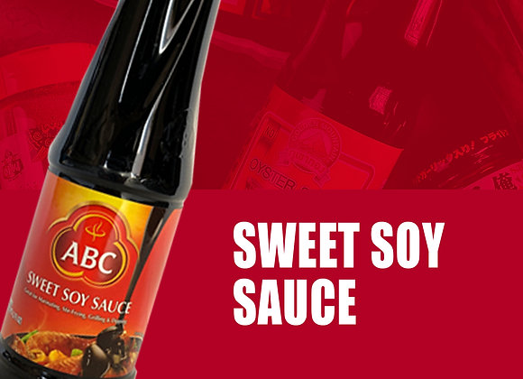 Sweet Soy Sauce Kecap Manis ABC Chefs Pantry