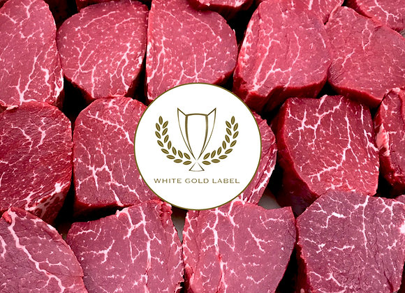 6oz Filet Mignon, Prime White Gold Label