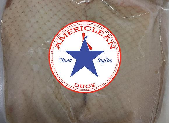 Duck Breast Americlean