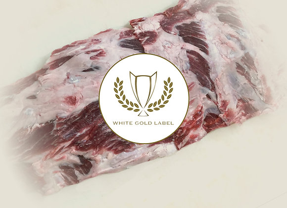 Beef Back Ribs White Gold Label (frozen)