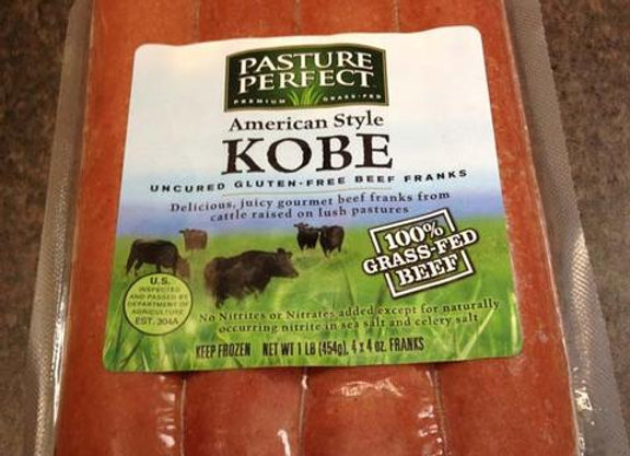 American Style Kobe Beef Hot Dogs Perfect Pasture