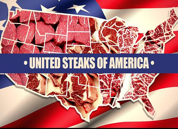 United Steaks of America Package