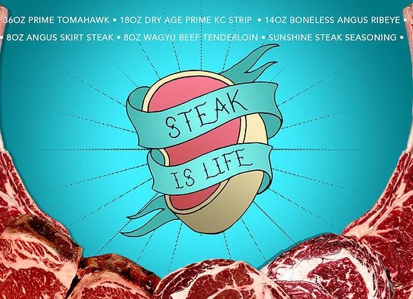 Steak Is Life