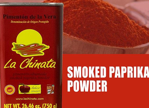 Smoked Paprika La Chinita Chefs Pantry