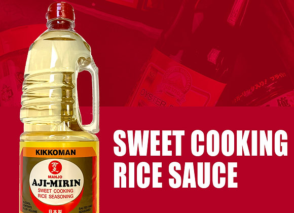 Aji-Mirin Sweet Cooking Rice Sauce Chefs Pantry