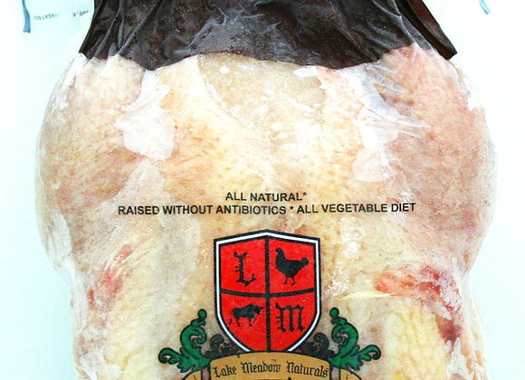 Whole Chicken - Lake Meadow Naturals
