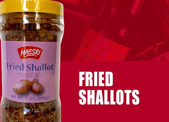 Fried Shallots Chefs Pantry