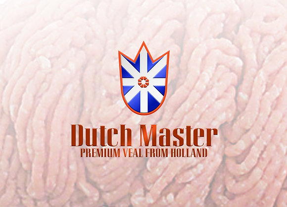 Ground Veal Dutchmaster