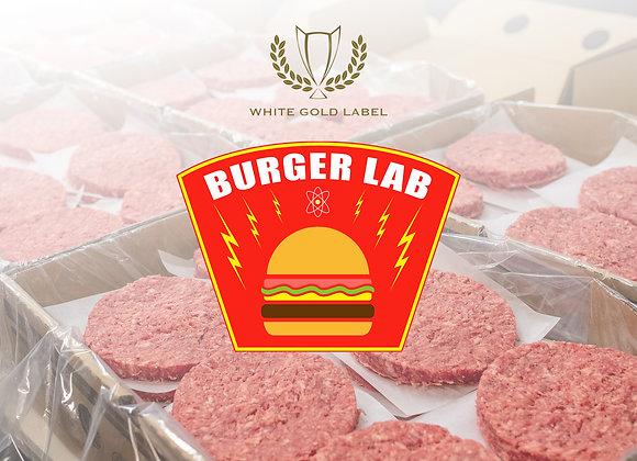 CBS Blend Burger Patty Burger Lab White Gold Label