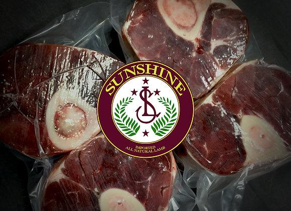 Lamb Loin chops 4oz Aussie