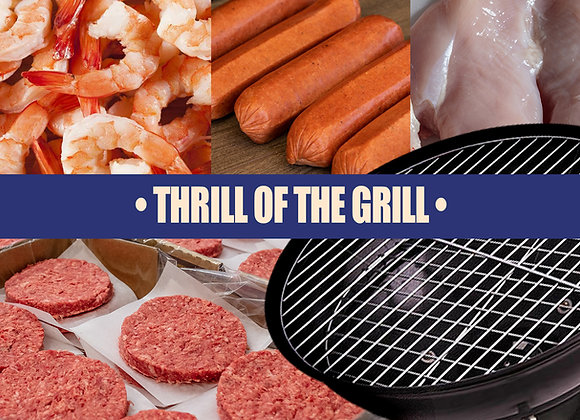 Thrill of the Grill Package