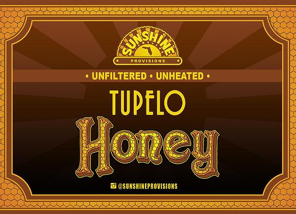 Florida Tupelo Honey 16oz Sunshine State